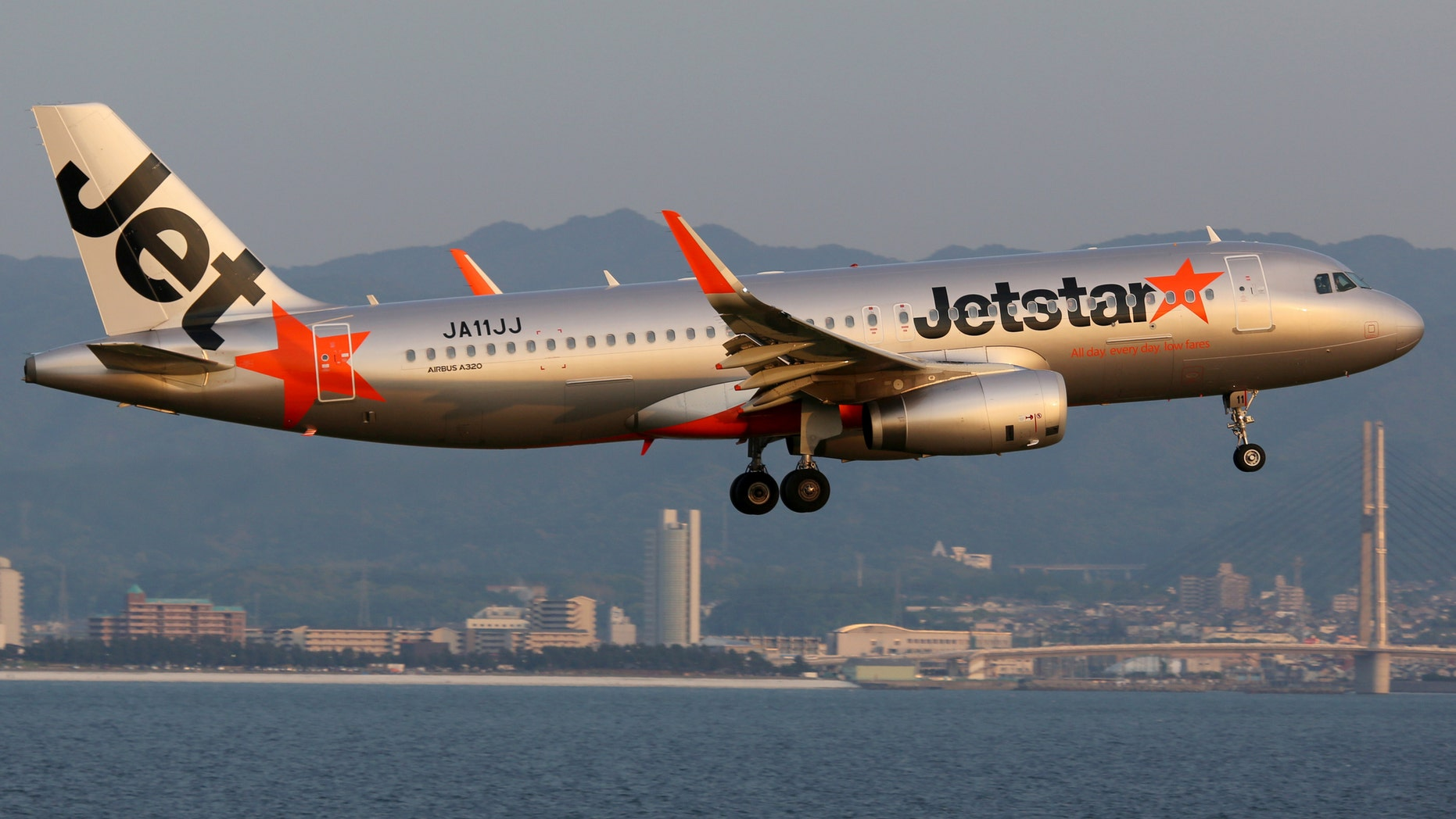 """""""Everybody on the plane was looking at me I was so embarrassed and shocked. So thank you Jetstar, for slut shaming me and then offering me this in return. I'm so disgusted,"""" the passenger wrote online."""