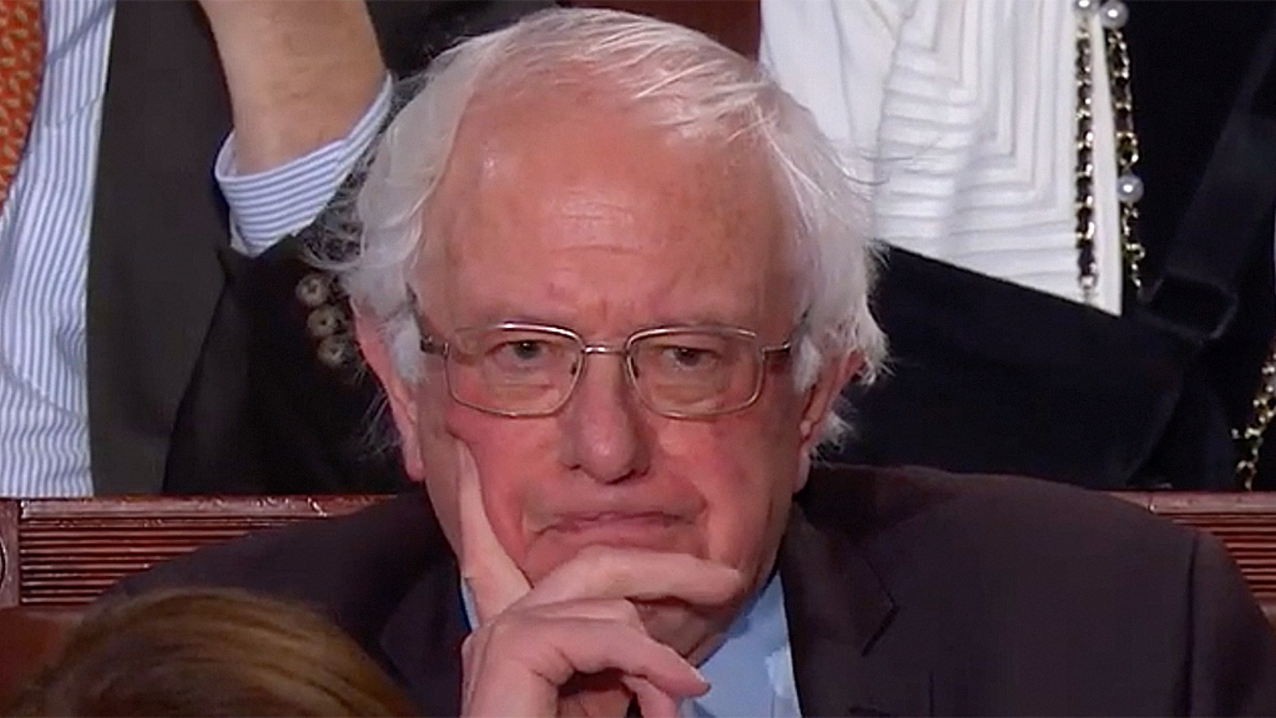 CNN's town hall event with 2020 presidential hopeful Bernie Sanders reportedly featured questions from Democratic operatives.