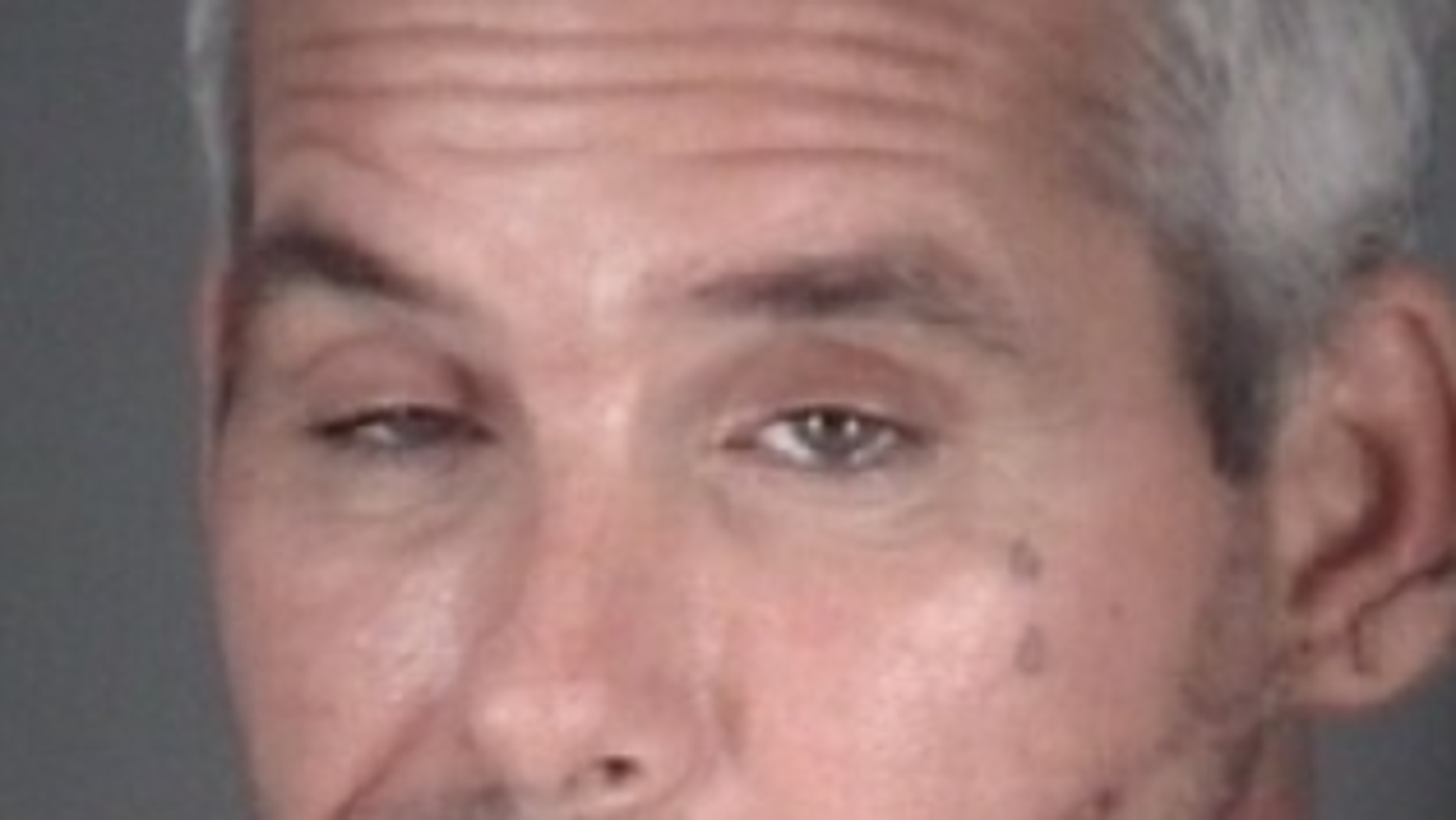 Peter Elacqua was arrested Monday for allegedly throwing a burrito at his girlfriend's face last week.