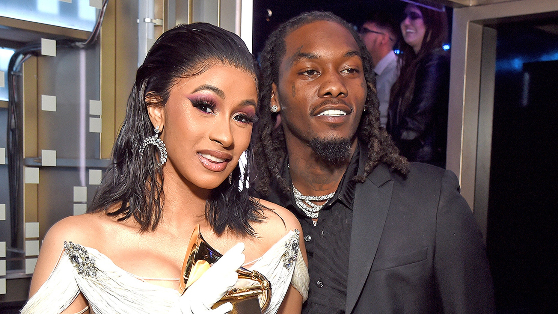 Is Cardi B S Offset Name Tattoo Real The Ink Is A Giant: Offset Reveals How He And Cardi B Got Back Together