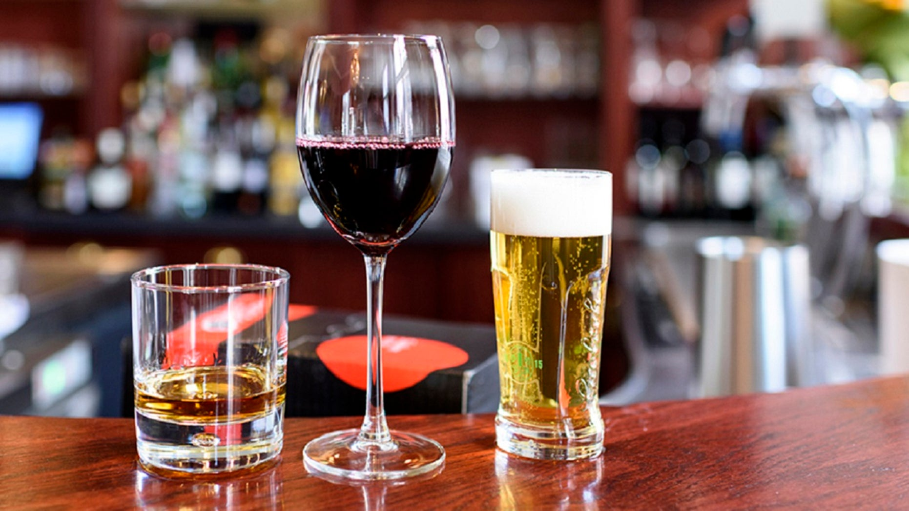 'Beer before wine, always fine'? Not really, study says