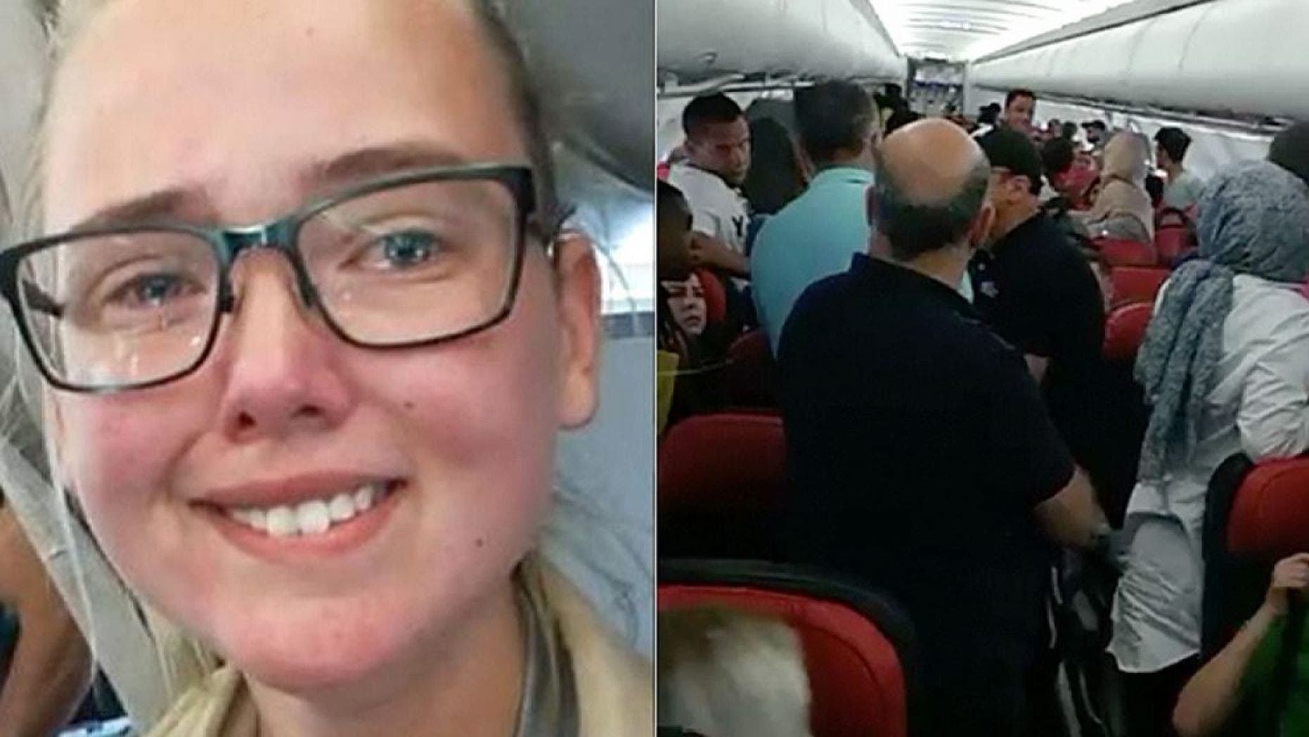 Elin Ersson, a student activist who refused to take her seat on a plane until an Afghan migrant was taken off the flight, has been fined for her efforts.
