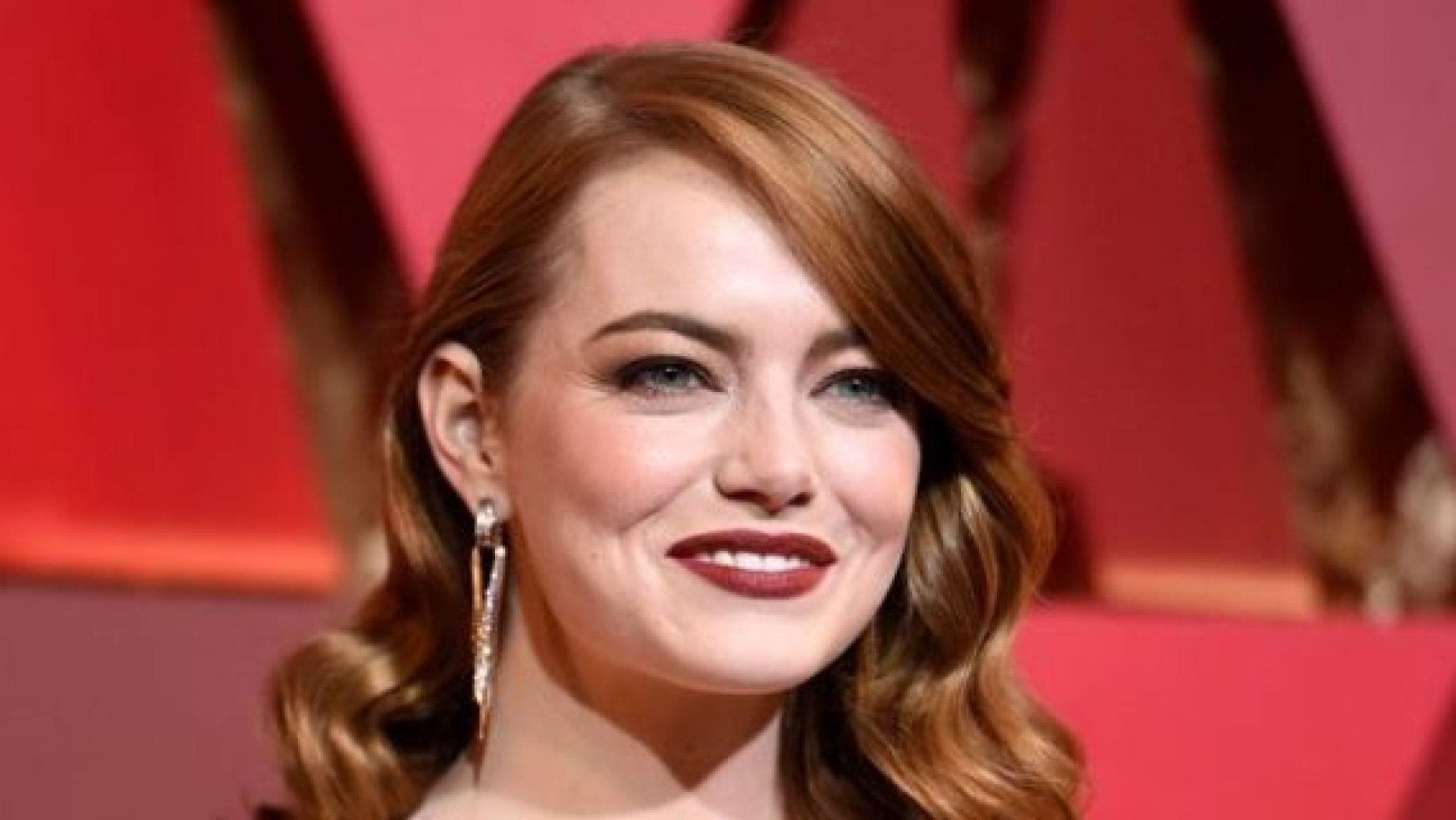 Emma Stone surprised her fellow Oscar nom with a note on Sunday.