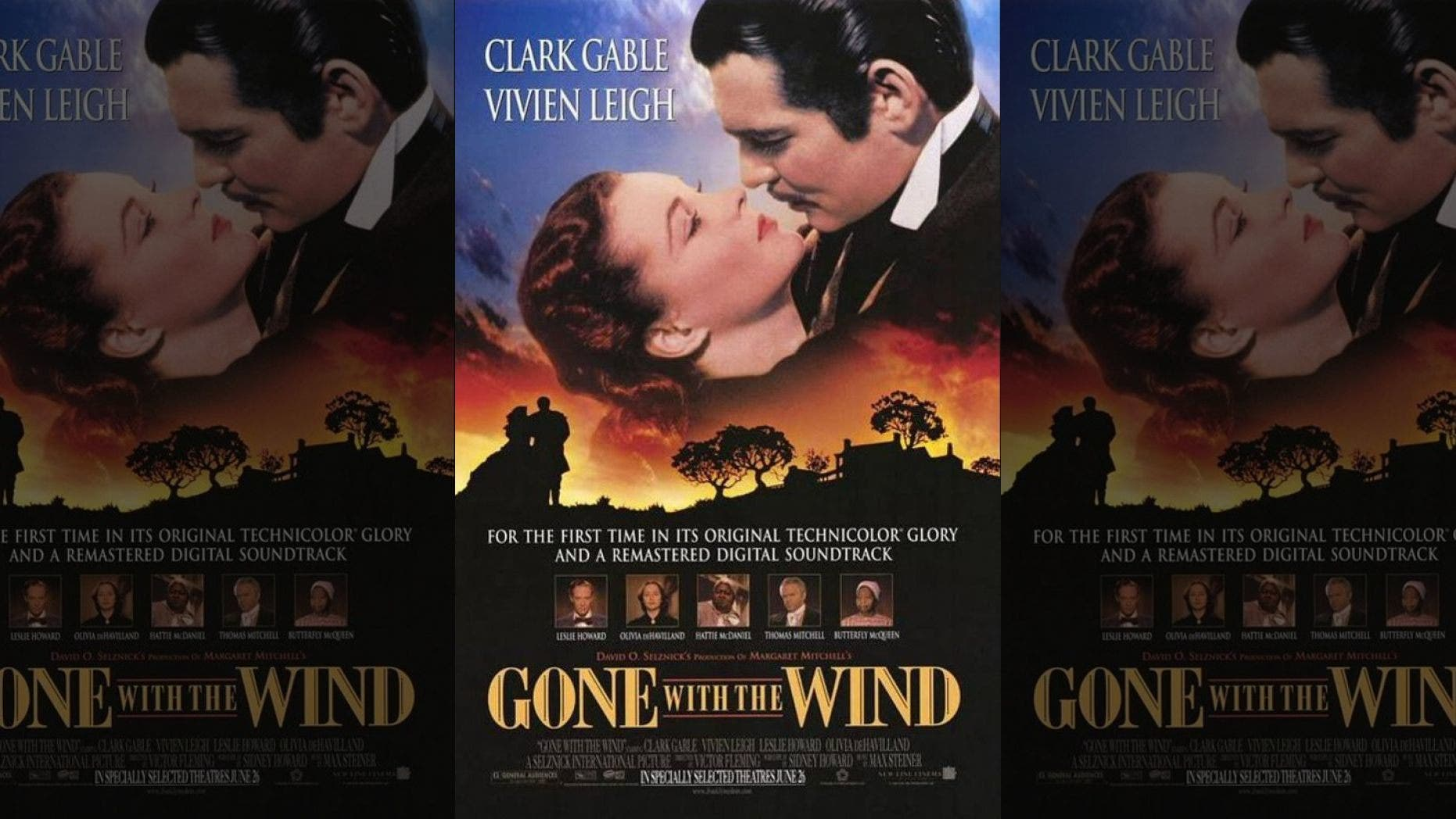 """Gone With the Wind"" is marking its 80th anniversary with special screenings across the U.S., Feb. 28 to March 3."