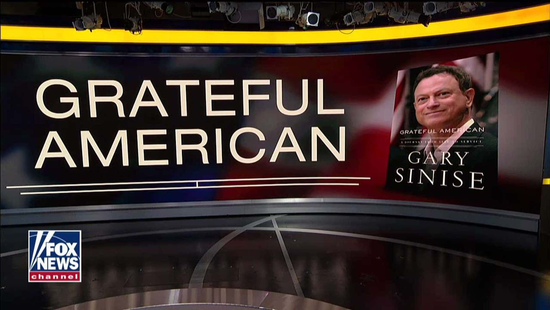 'Grateful American: A Journey from Self to Service' by Gary Sinise