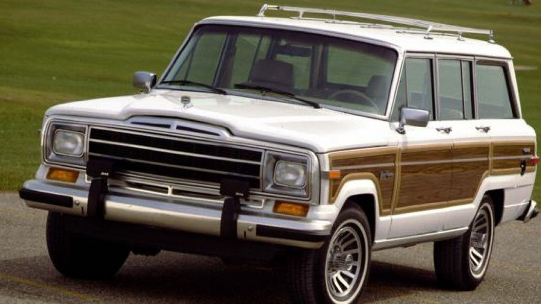 The new Jeep Wagoneer will be a luxury truck-based SUV just like the original.