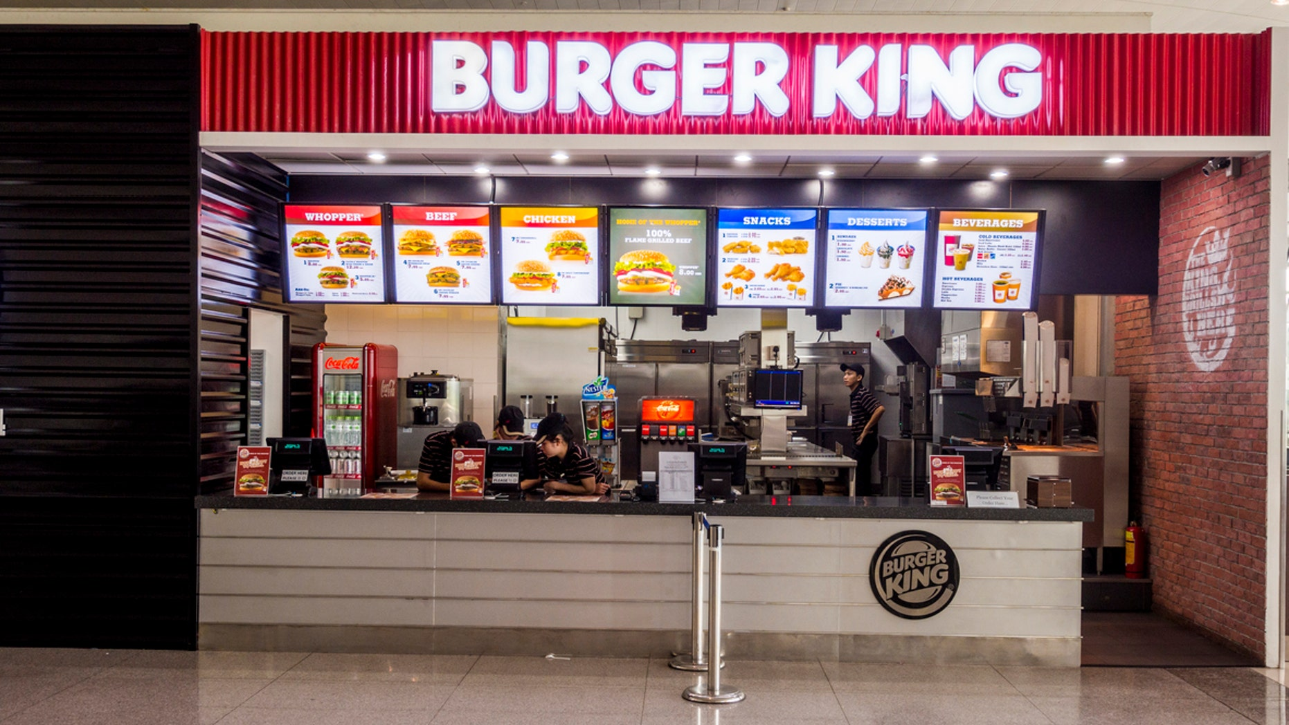 Burger King has launched an entire menu dedicated to trolling McDonald's.