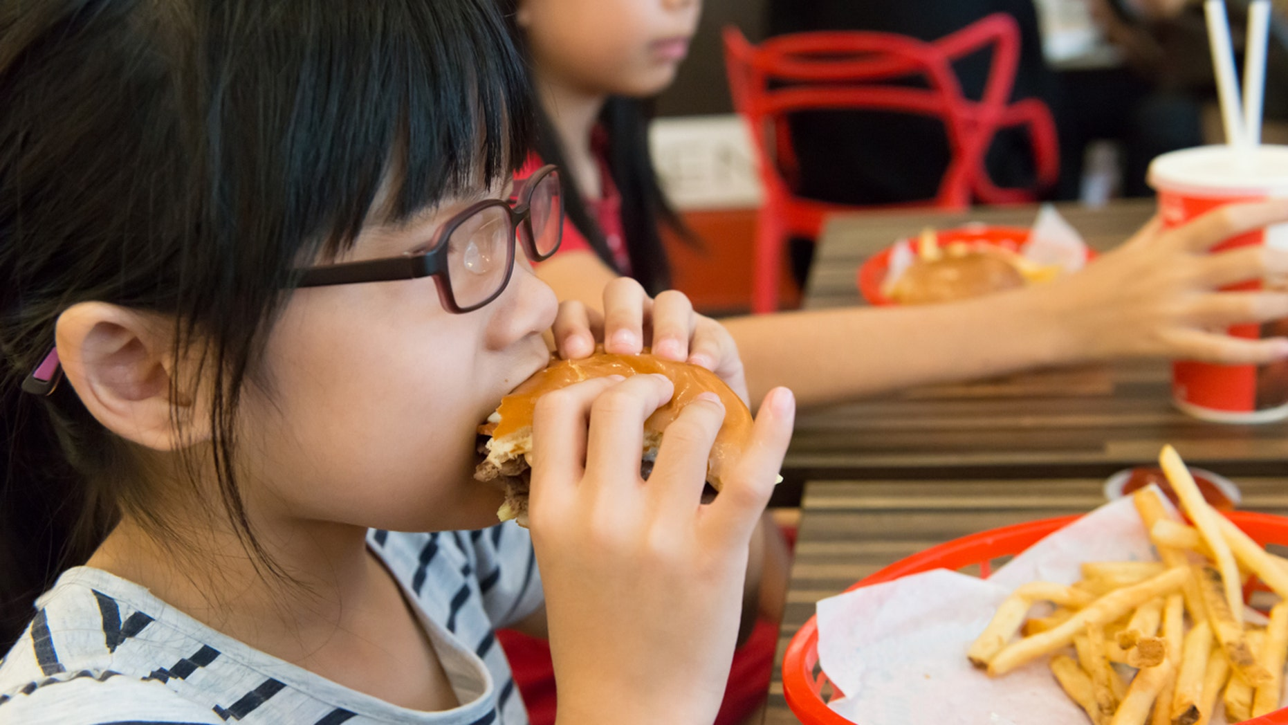 In fact, McDonald's didn't even invent the concept of a kids' meal.
