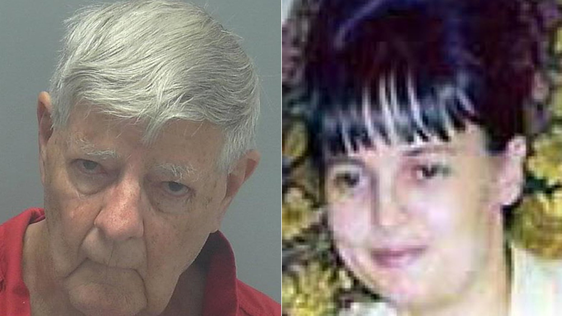 John Bayerl, 78, of Fort Meyers, Fla., (l.) was charged this week with first-degree murder in the death of his wife 38-year-old Dona Mae Bayerl who disappeared 40 years ago.