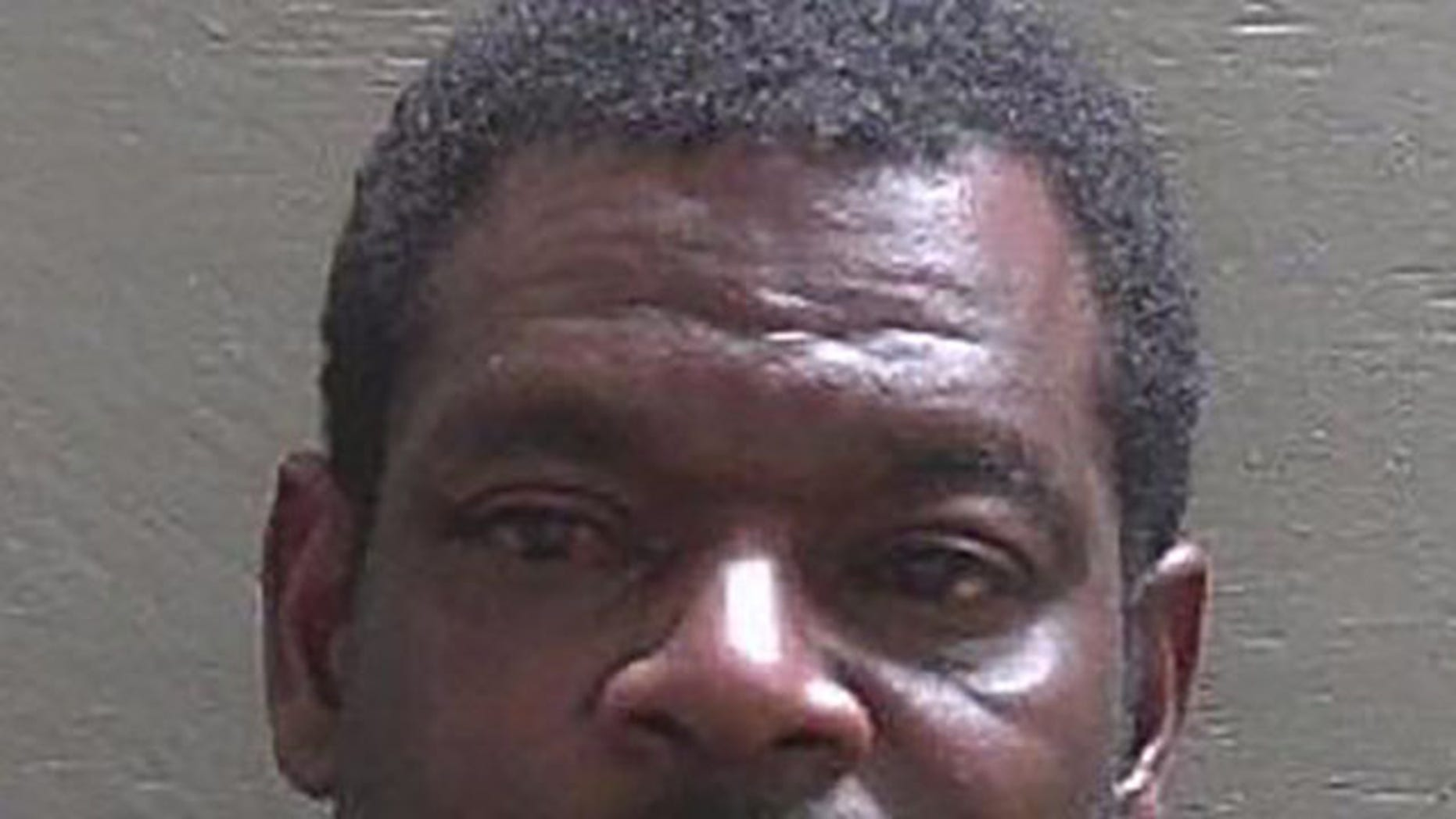 Joseph Riley, 45, was arrested after he allegedly tried to run his son over with a pickup truck because he had refused to take a bath, reports said.