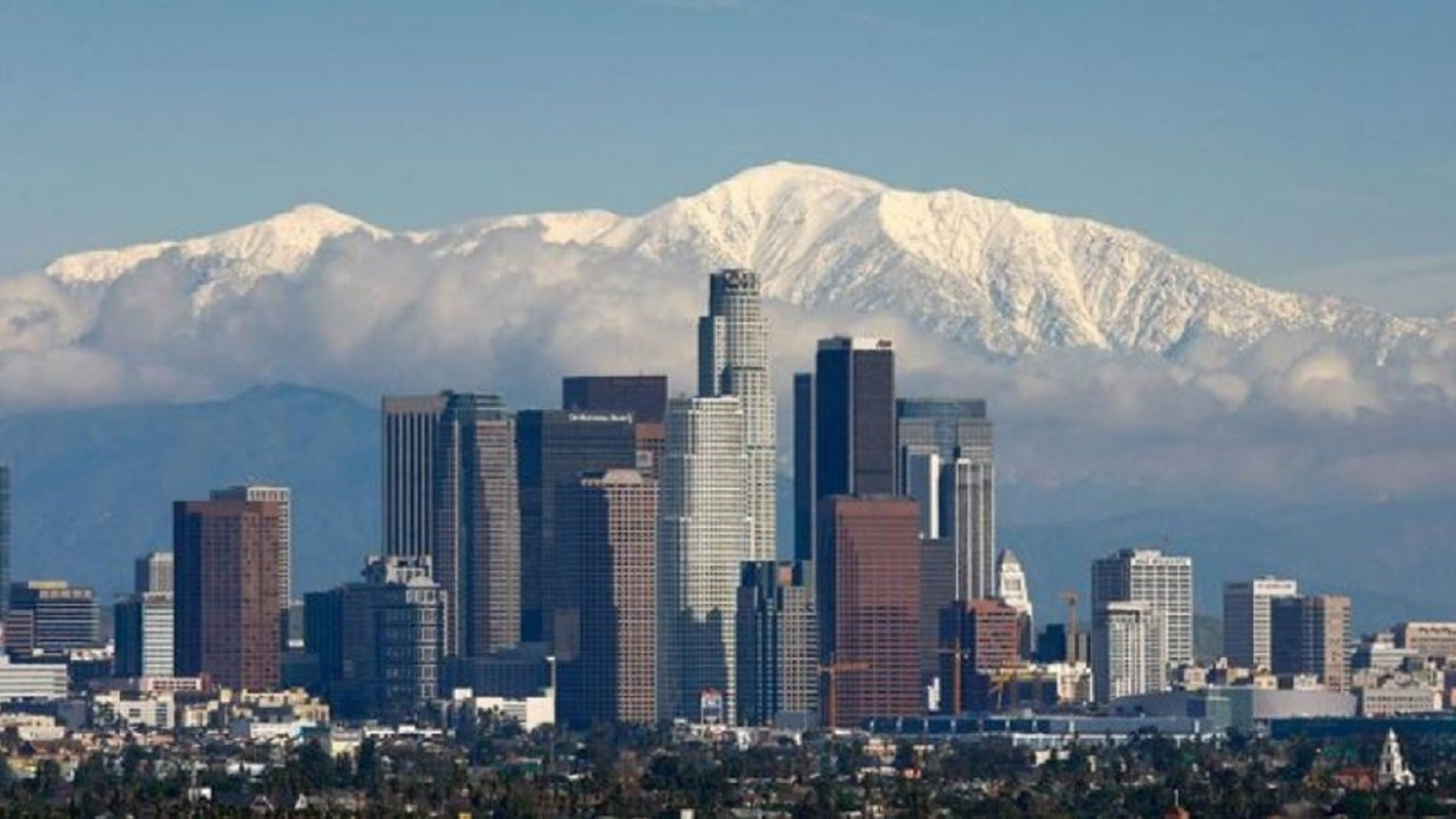"Los Angeles is officially a ""sanctuary city."" (Fox News)"