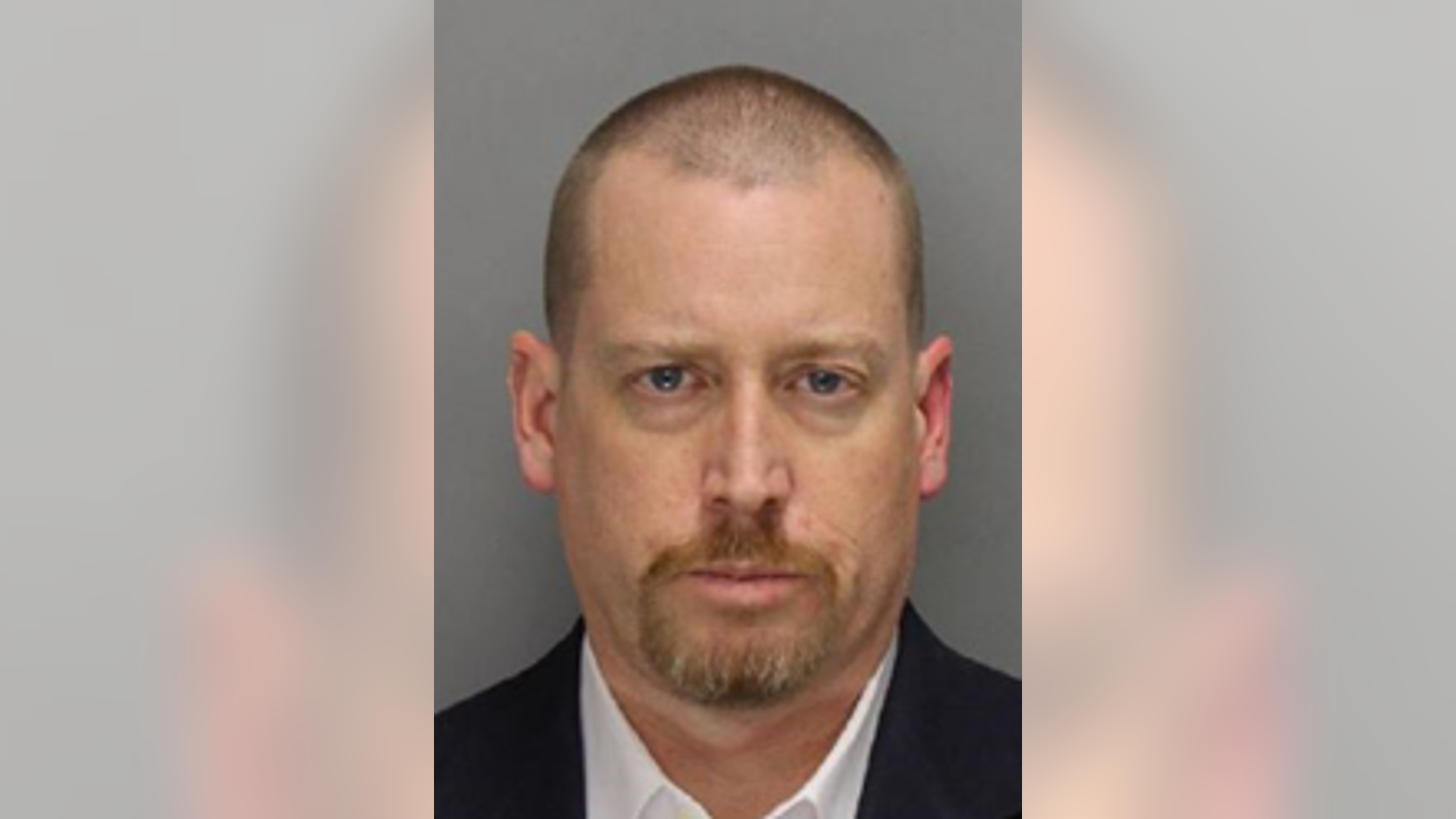 An all-out manhunt is underway after Richard Merritt, 44, allegedly violently murdered his mother, cut off his ankle monitoring bracelet and fled a day after he was supposed to turn himself in for a 30-year sentence.