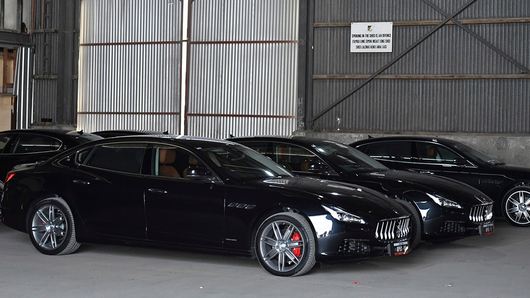 High End Cars >> Papua New Guinea Searching For 275 High End Cars Lost After Apec