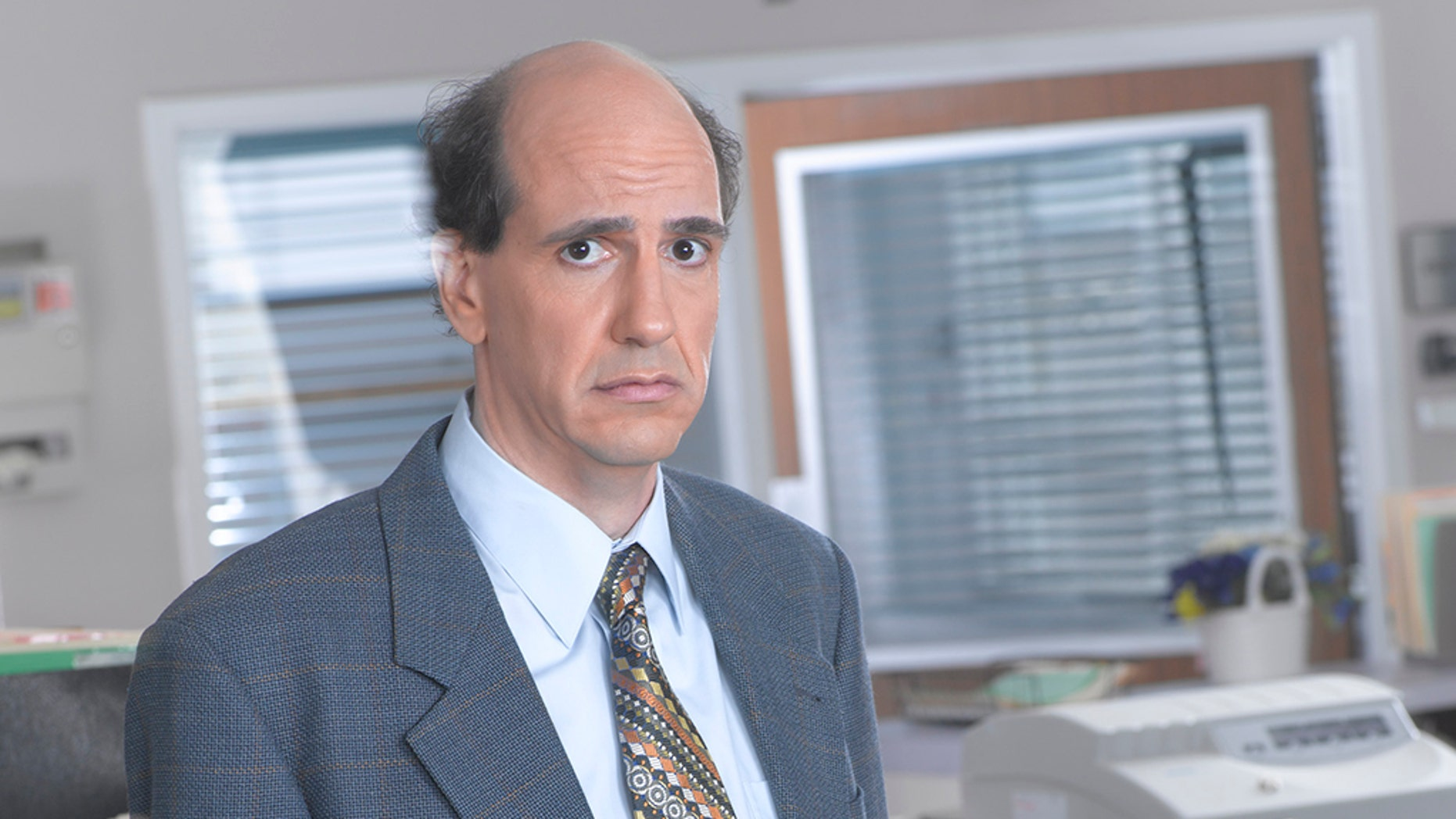 "Actor Sam Lloyd played Ted on ""Scrubs."" Lloyd has been diagnosed with cancer."