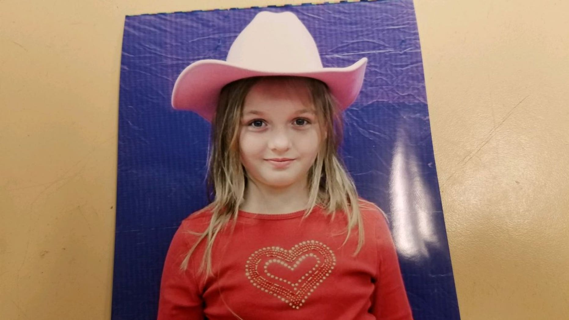 Serenity Dennard, 9, is unlikely to have left a children's home last Sunday, authorities say. (Pennington County Sheriff's Office)