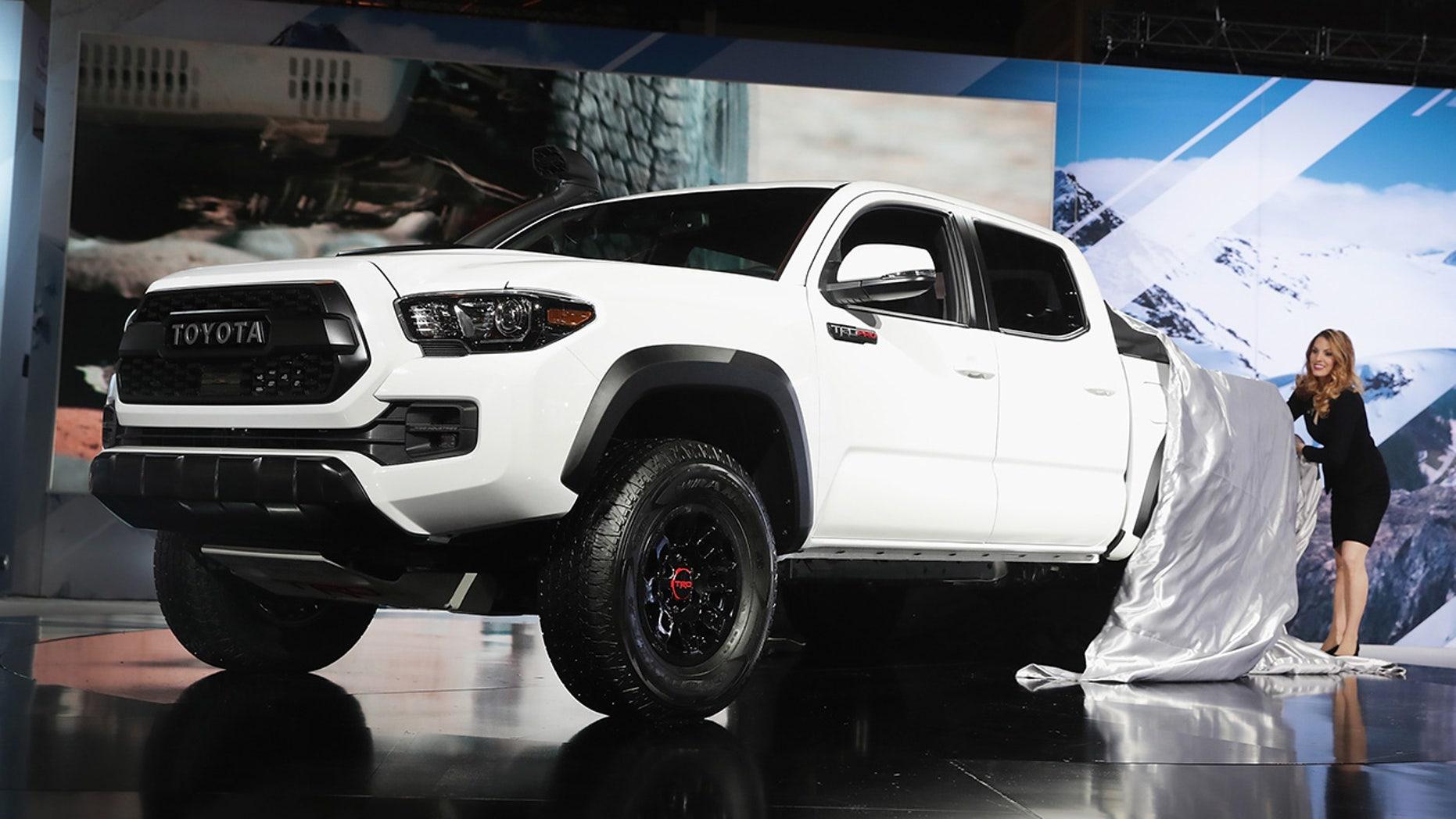 2020 Toyota Tacoma powers up | Fox News