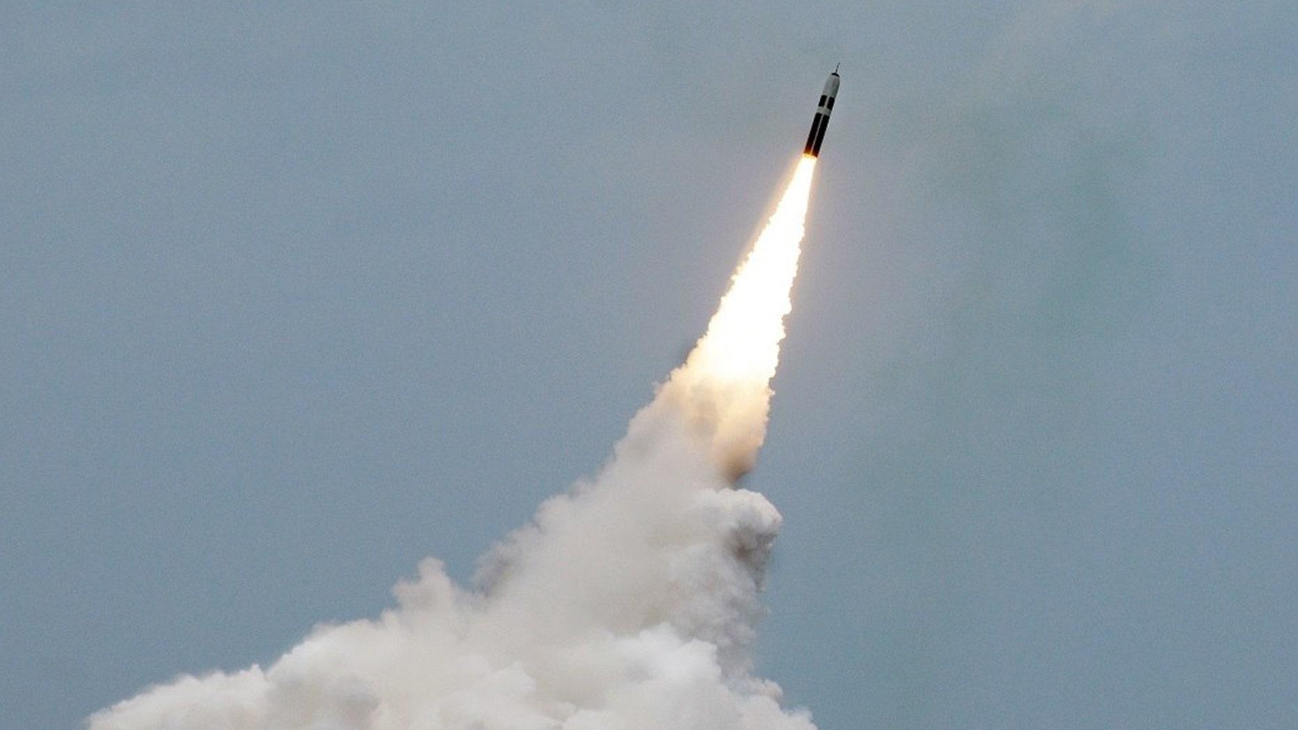 U.S. Navy Fields W76-2 Low-Yield Sub-Launched Nuclear Warhead