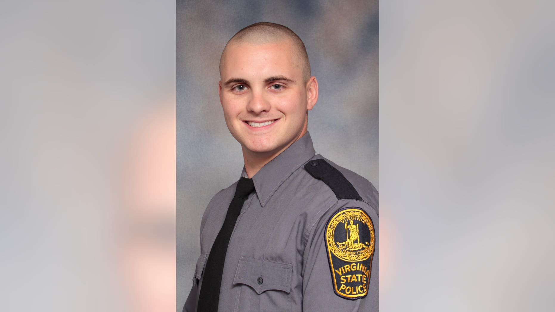 Virginia State Police Trooper Lucas Dowell died after a shooting broke out during an attempt to serve a search warrant in Farmville late Monday.