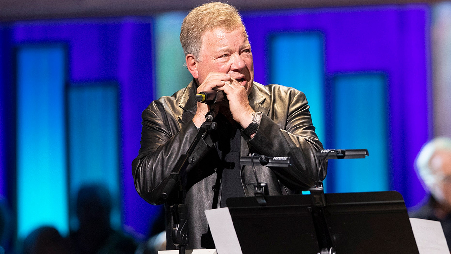 William Shatner at the Grand Ole Opry