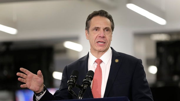 New York Gov. Andrew Cuomo vetoed a bill that would have let lottery winners stay incognito, but a group of recent winners found a loophole and decided to form an LLC to stay anonymus. (AP Photo/Seth Wenig)