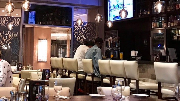 The employee worked at Primo's Italian Kitchen & Bar, located inside the DoubleTree Grand Hotel in Biscayne Bay.
