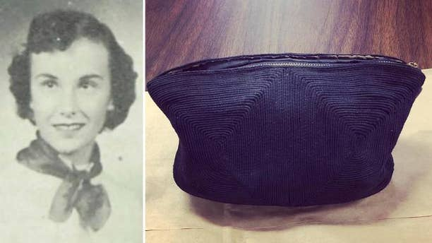 The Greater Clark County Schools posted a photo of the black purse on its Facebook page last week asking social media users to help them track down Martha Ina Ingham.