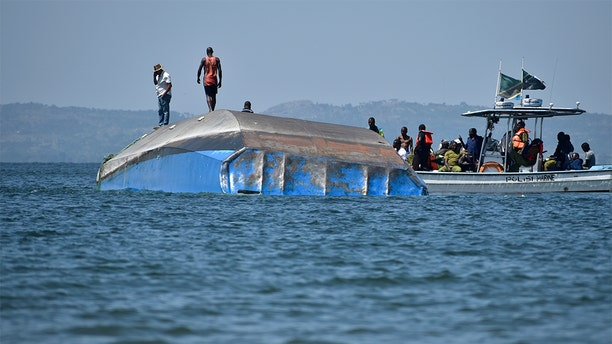 A man who survived a shipwreck in Africa last fallis remembering the mental strength it took to stay alive.(AP Photo/Andrew Kasuku, File)