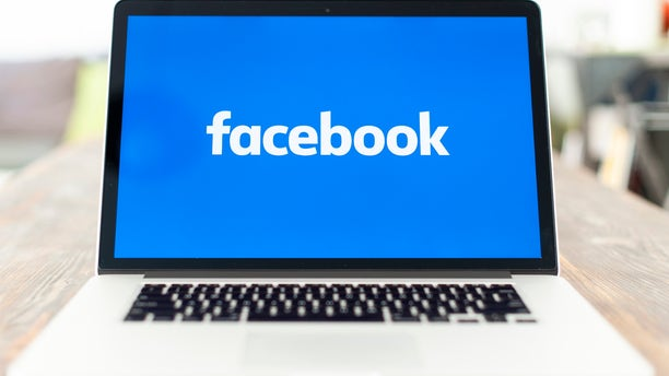 A laptop with a Facebook logo is seen in this photo illustration on October 15, 2018 in Warsaw, Poland. (Photo by Jaap Arriens/NurPhoto via Getty Images)