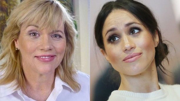Samantha Markle and Meghan Markle, Duchess of Sussex
