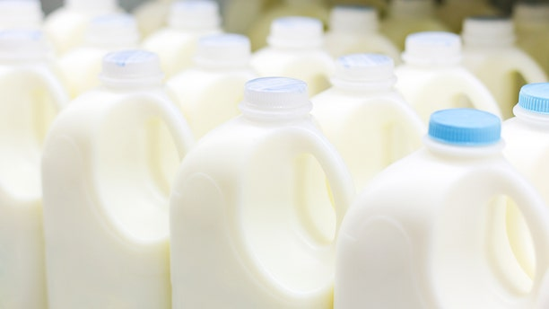 The CDC said the milk can from a farm in Pennsylvania. (iStock)