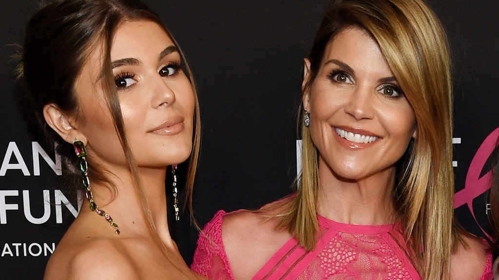 In past video, Olivia Jade jokes she was 'literally never at school'