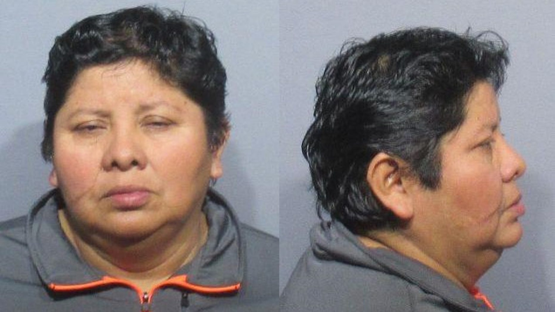 Concepcion Malinek, 49, was arrested on forced labor charges following an federal investigation.