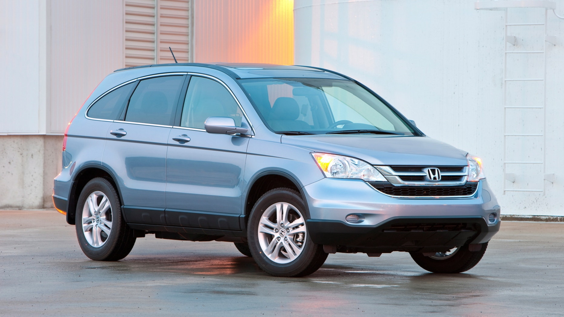 Honda Recalling Over 1 Million Vehicles With Dangerous Air Bags
