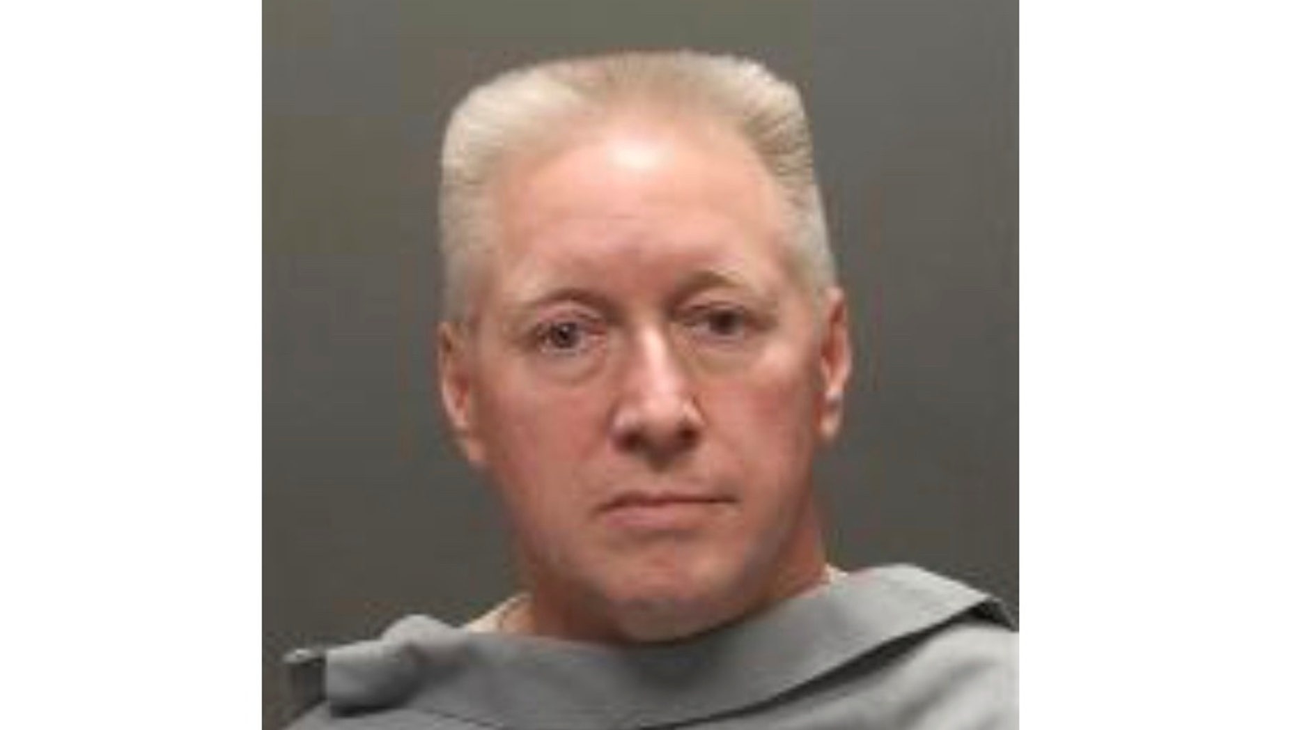 Rexford Lynn Keel Jr. is seen in a photo provided Sunday March 17, 2019 by the Pima County NC Sheriff's Department. Keel Jr. was arrested Sunday on the outskirts of Tucson, Arizona, by state troopers. North Carolina authorities say they obtained an arrest warrant Friday accusing Keel of murder in his wife's death. (Pima County Sheriff's Department via AP)