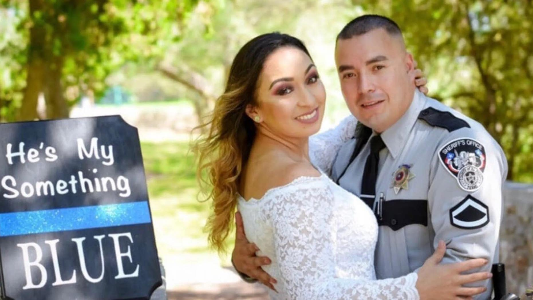Peter Herrera, a West Texas sheriff's deputy, who was critically wounded Friday in a shooting during a traffic stop, has died, authorities said in a statement.