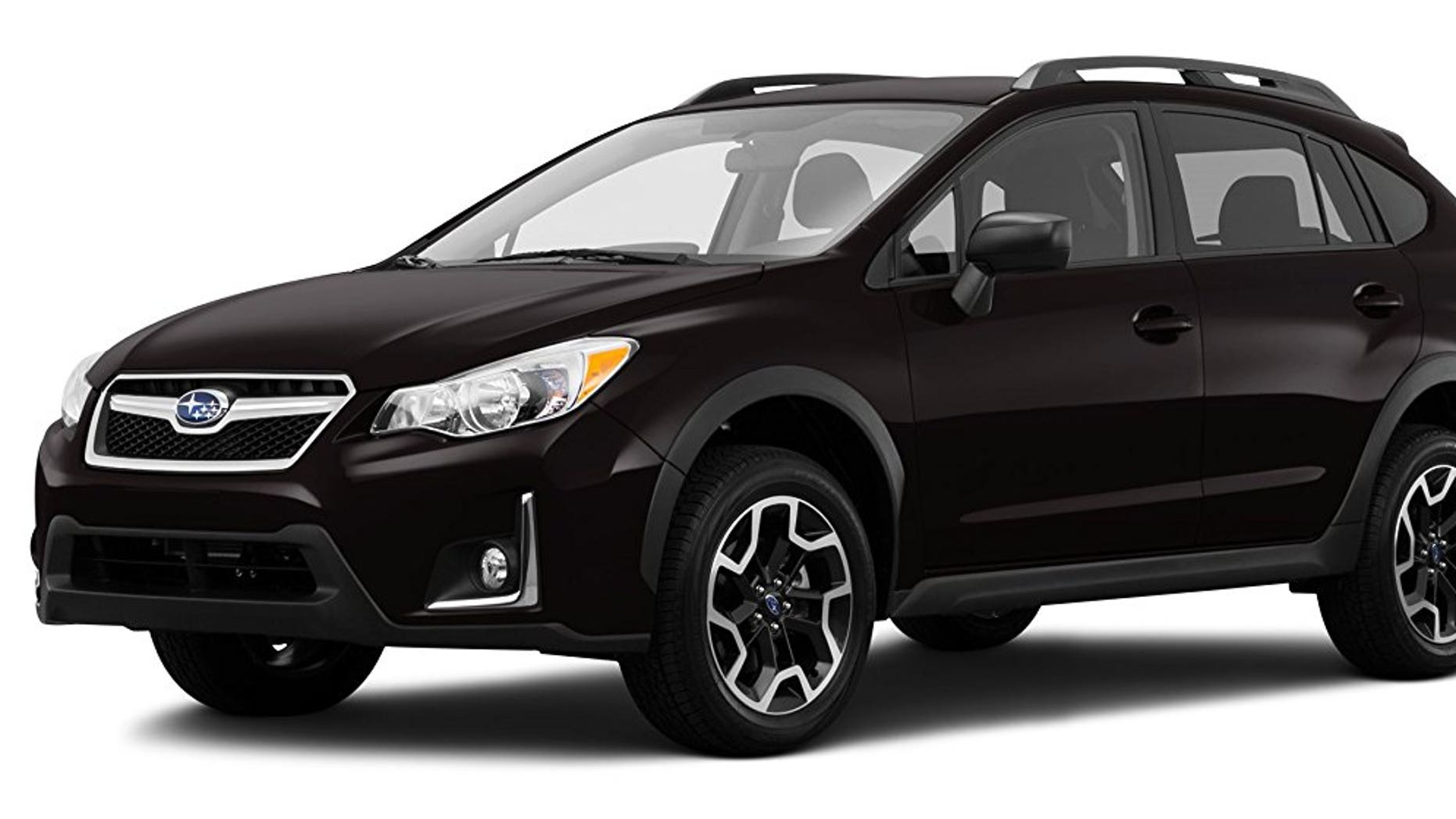 The 2017 Subaru Crosstrek is one of the affected models.