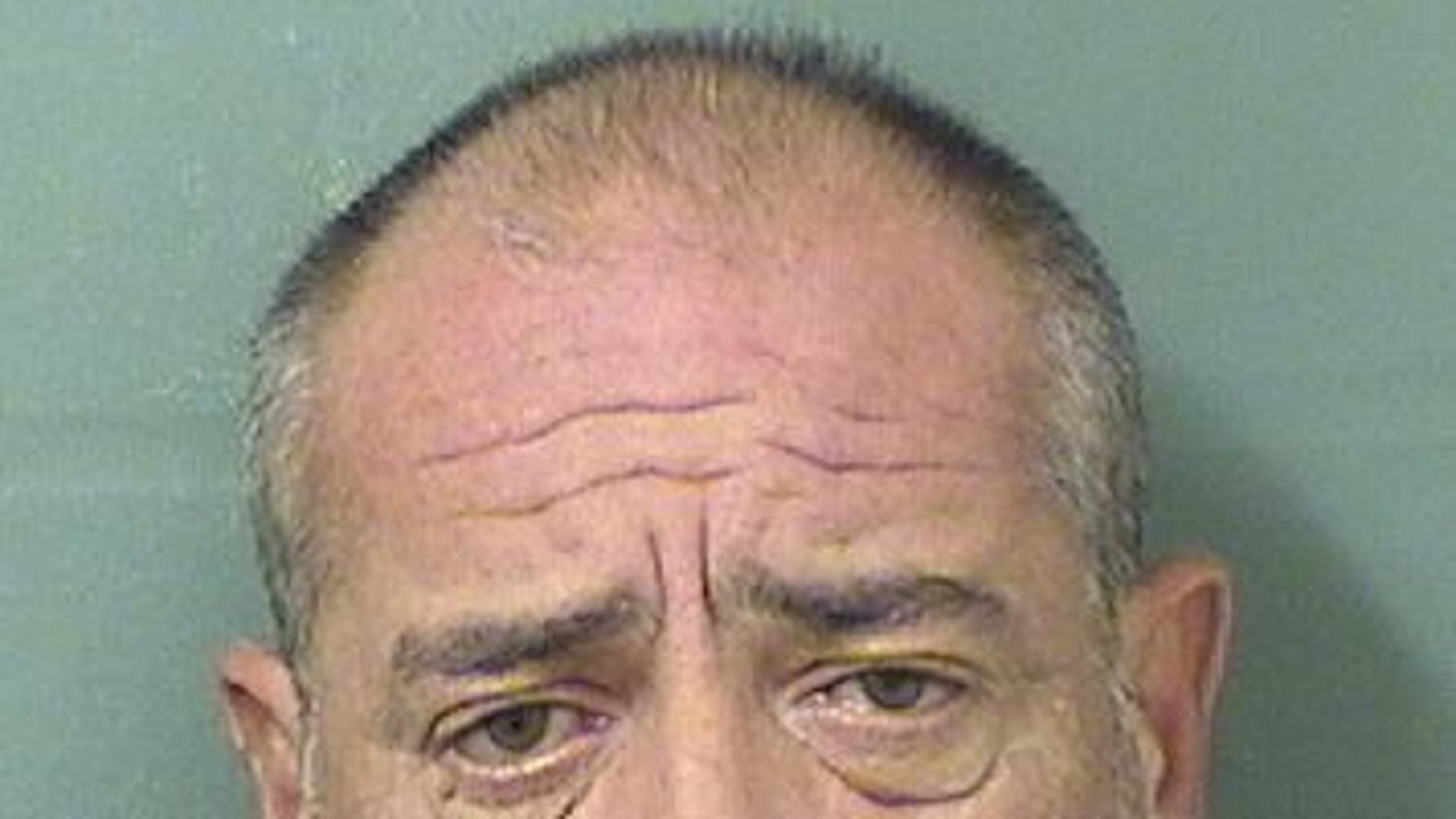 Jon Omer Sengul, 50, was arrested and charged with soliciting a prostitute.