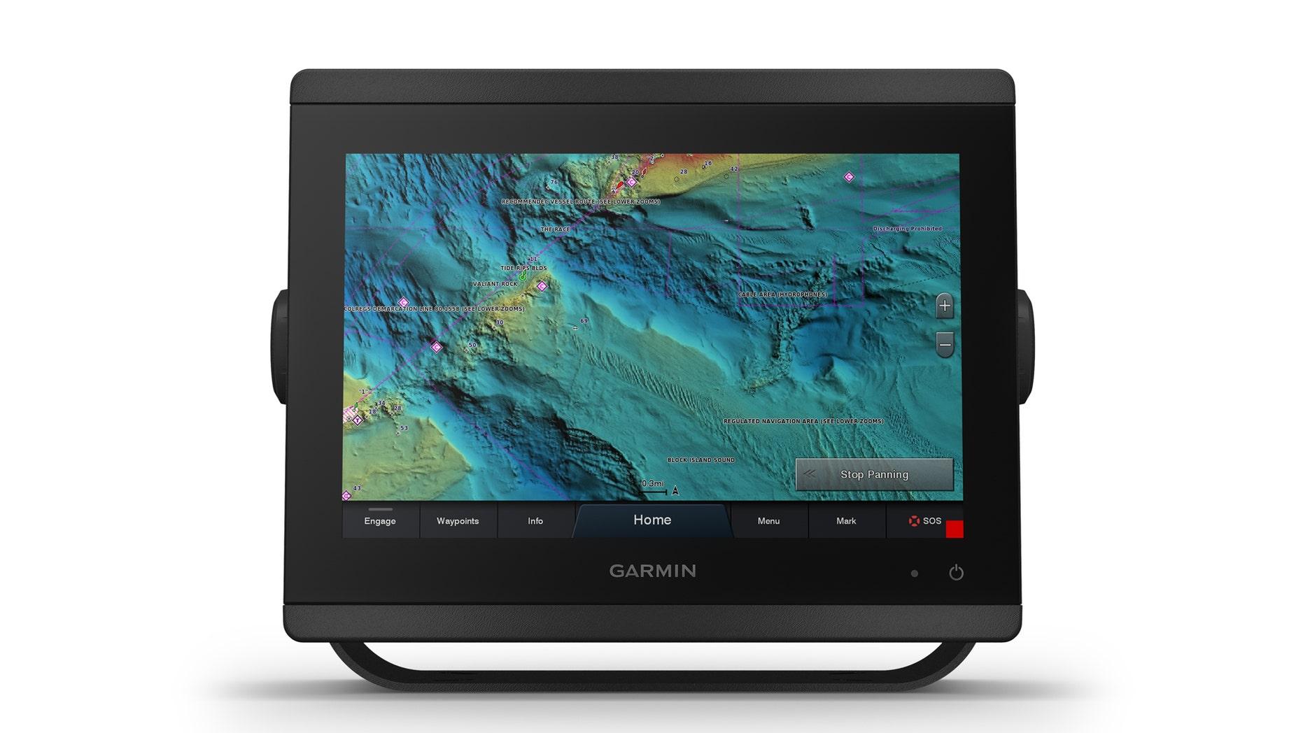 File photo: Garmin GPS. (Photo: Business Wire)