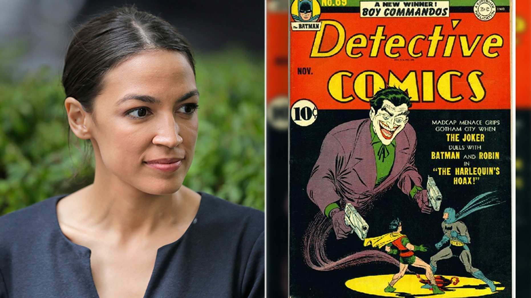 Percent Say Ocasio-Cortez Is 'Villain' in Failed Amazon-NYC Deal