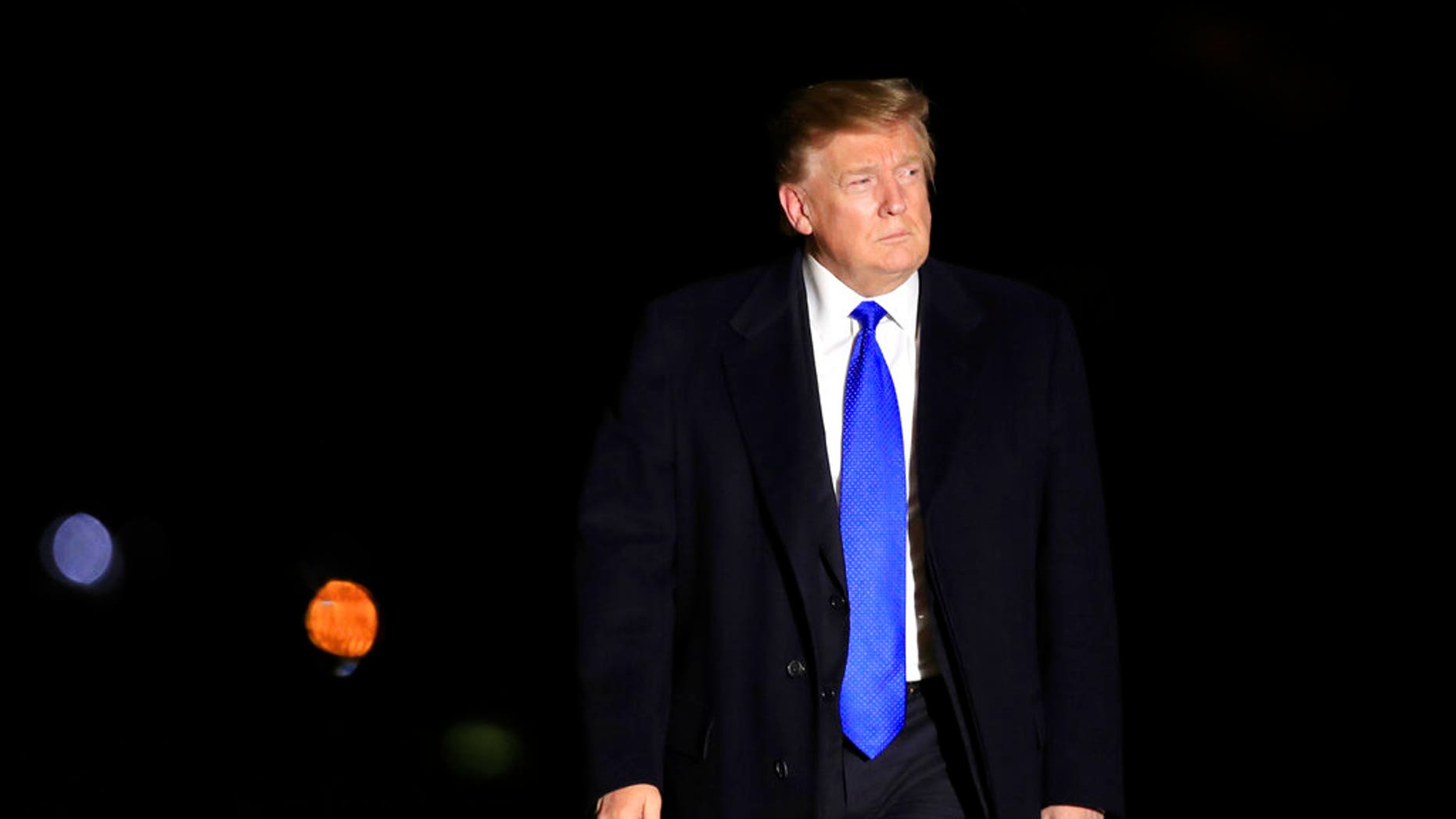ae020d9fb8 President Donald Trump arriving at the White House in Washington from  summit talks with North Korean