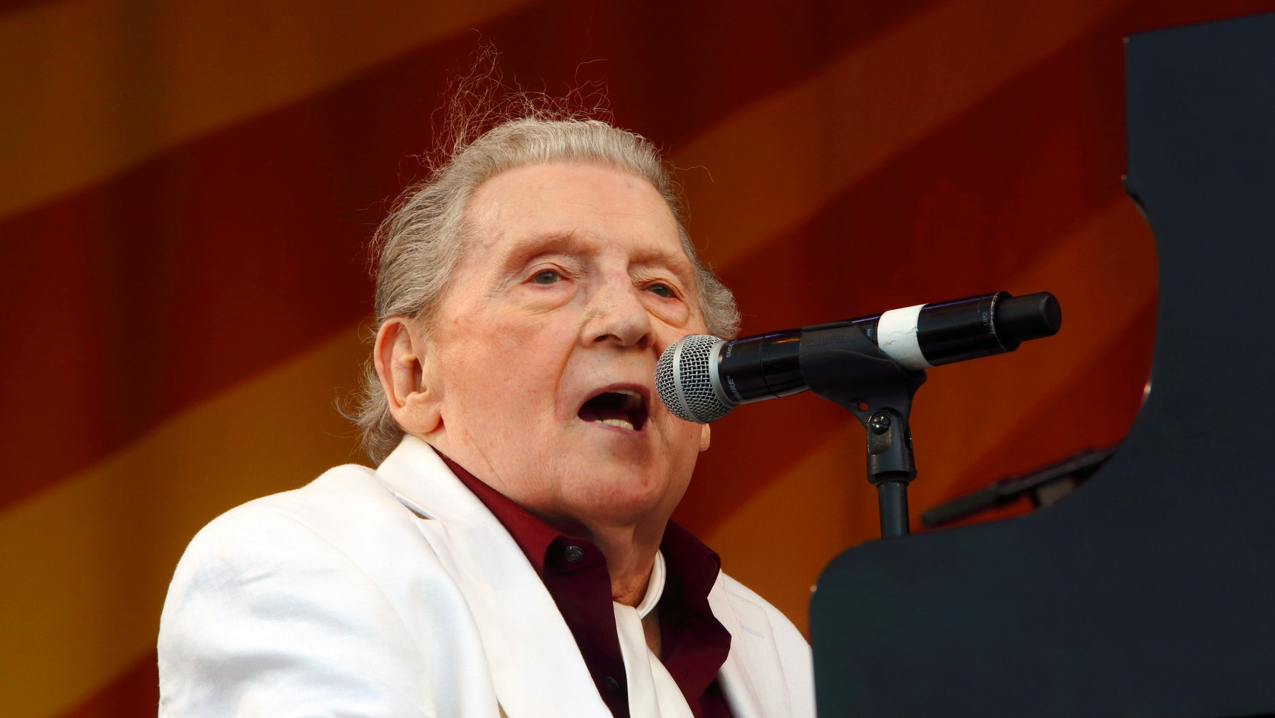Rock 'n' roll legend Jerry Lee Lewis is recovering after a minor stroke. He's expected to make a full recovery, according to a statement from the musician's rep.