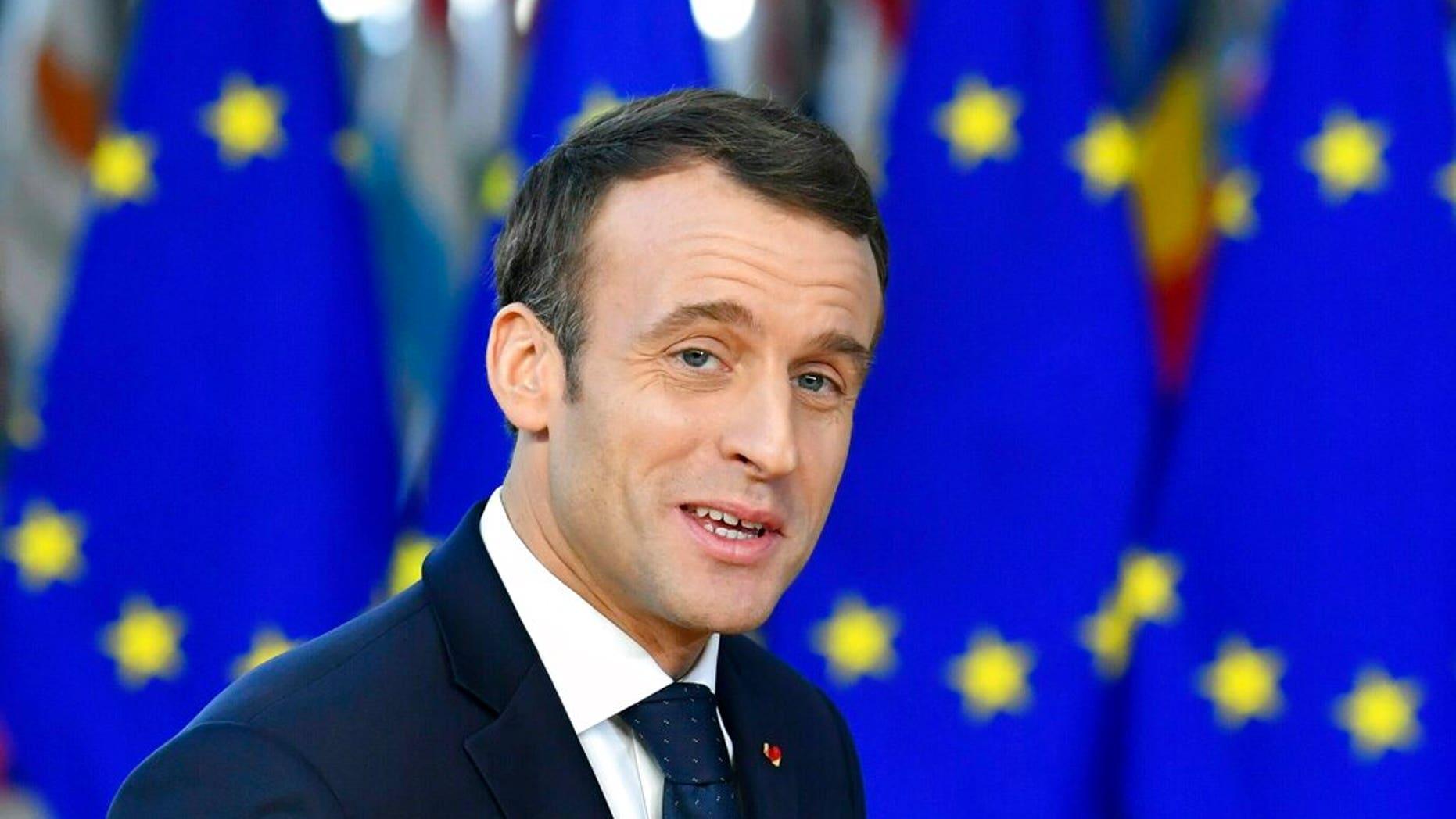 Brexiteers lied to United Kingdom, says Emmanuel Macron