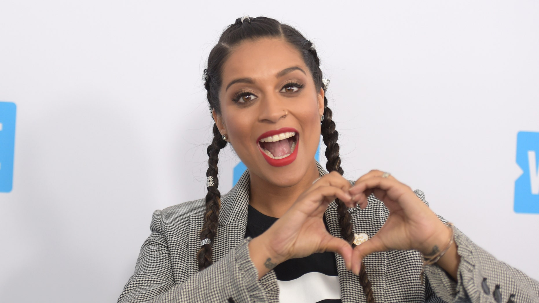"Lilly Singh will star in a new show, titled ""A Little Late with Lilly Singh,"" will air at 1:35 a.m. EDT beginning in September on NBC."