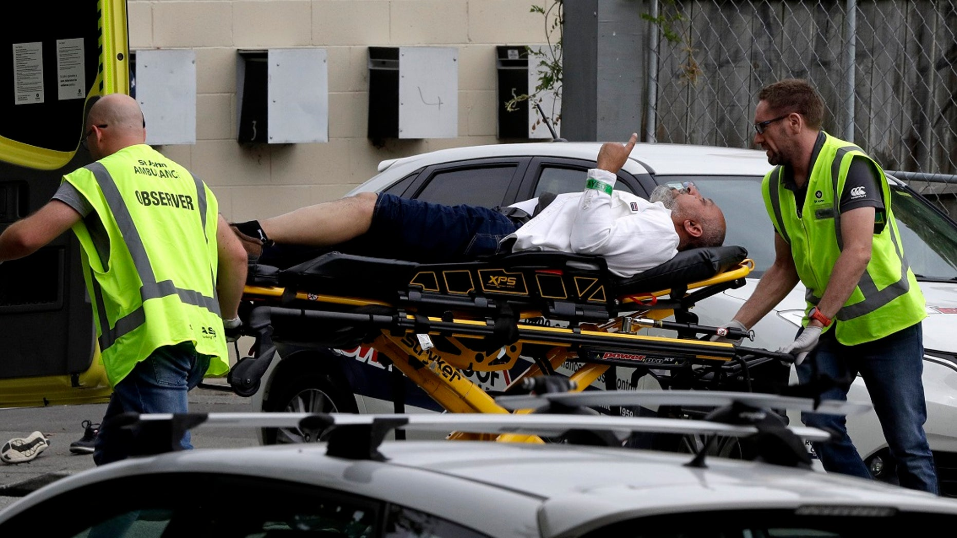 Shooting In New Zealand News: Multiple Fatalities At New Zealand Mosque Shooting: Police