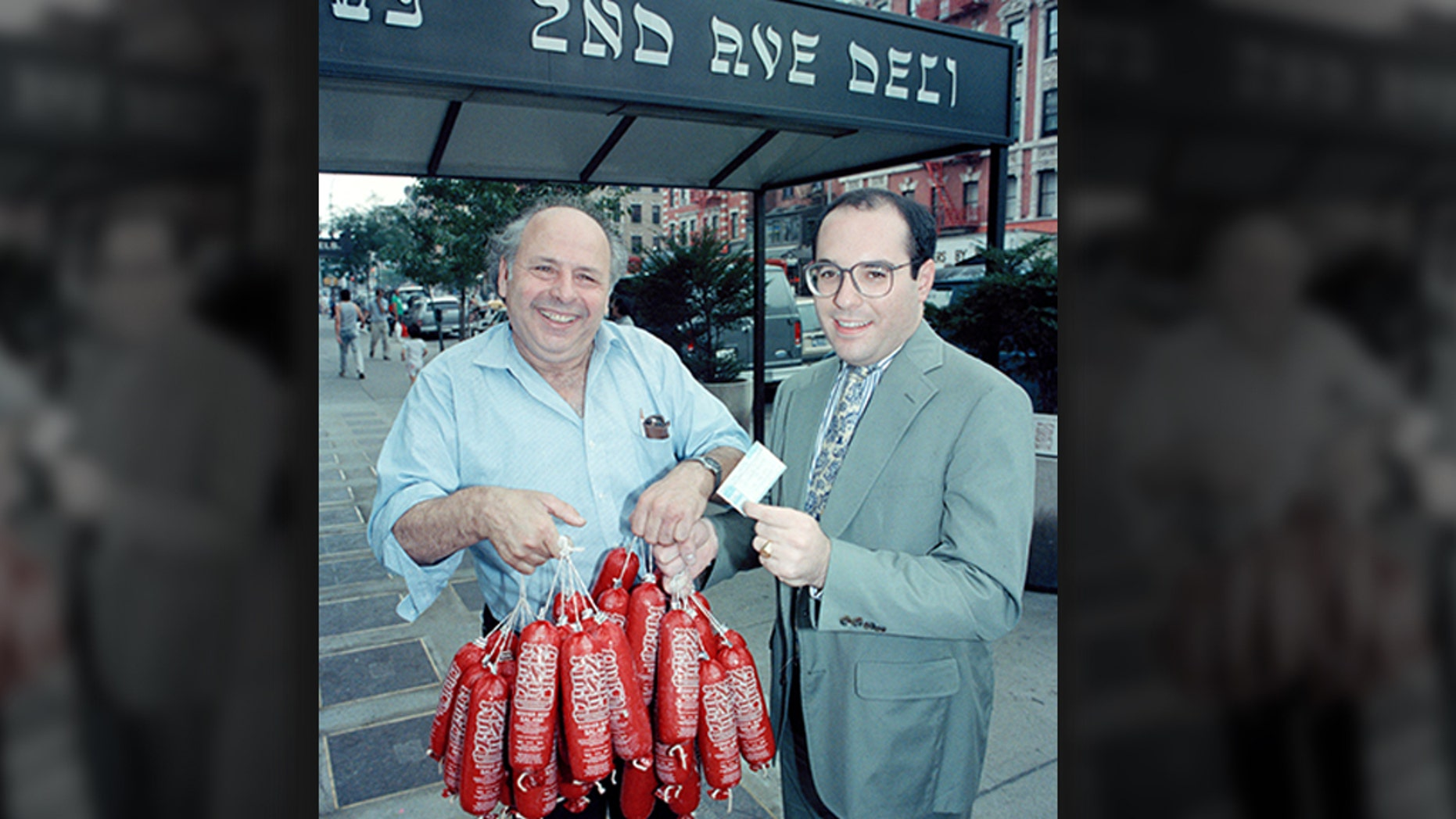 Two retired New York Police Department officers and a cold case detective have teamed up in an attempt to solve the decades-old murder of Abe Lebewold, founder of the 2nd Ave Deli