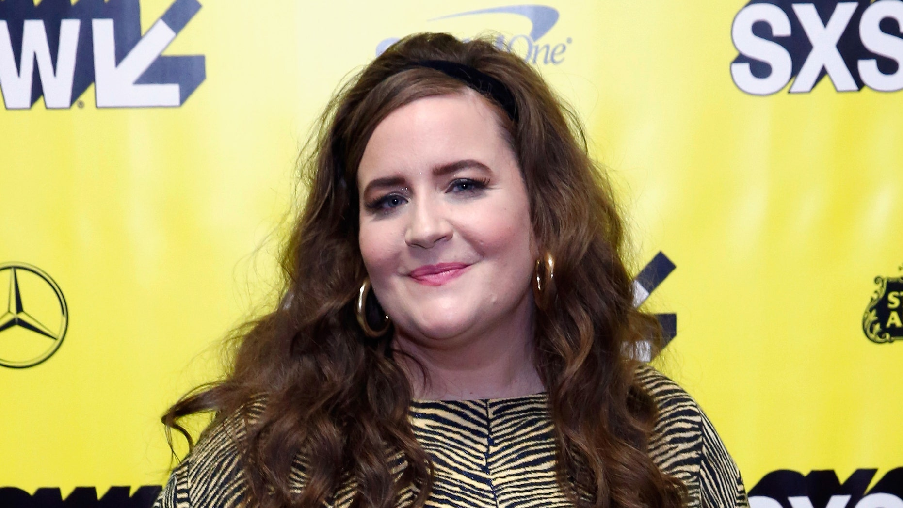 """Aidy Bryant attends """"Shrill"""" Premiere during the 2019 SXSW"""