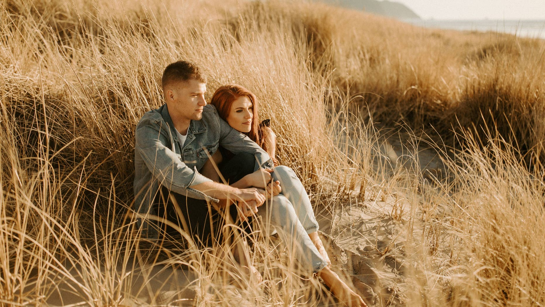 Jeremy and Audrey Roloff.