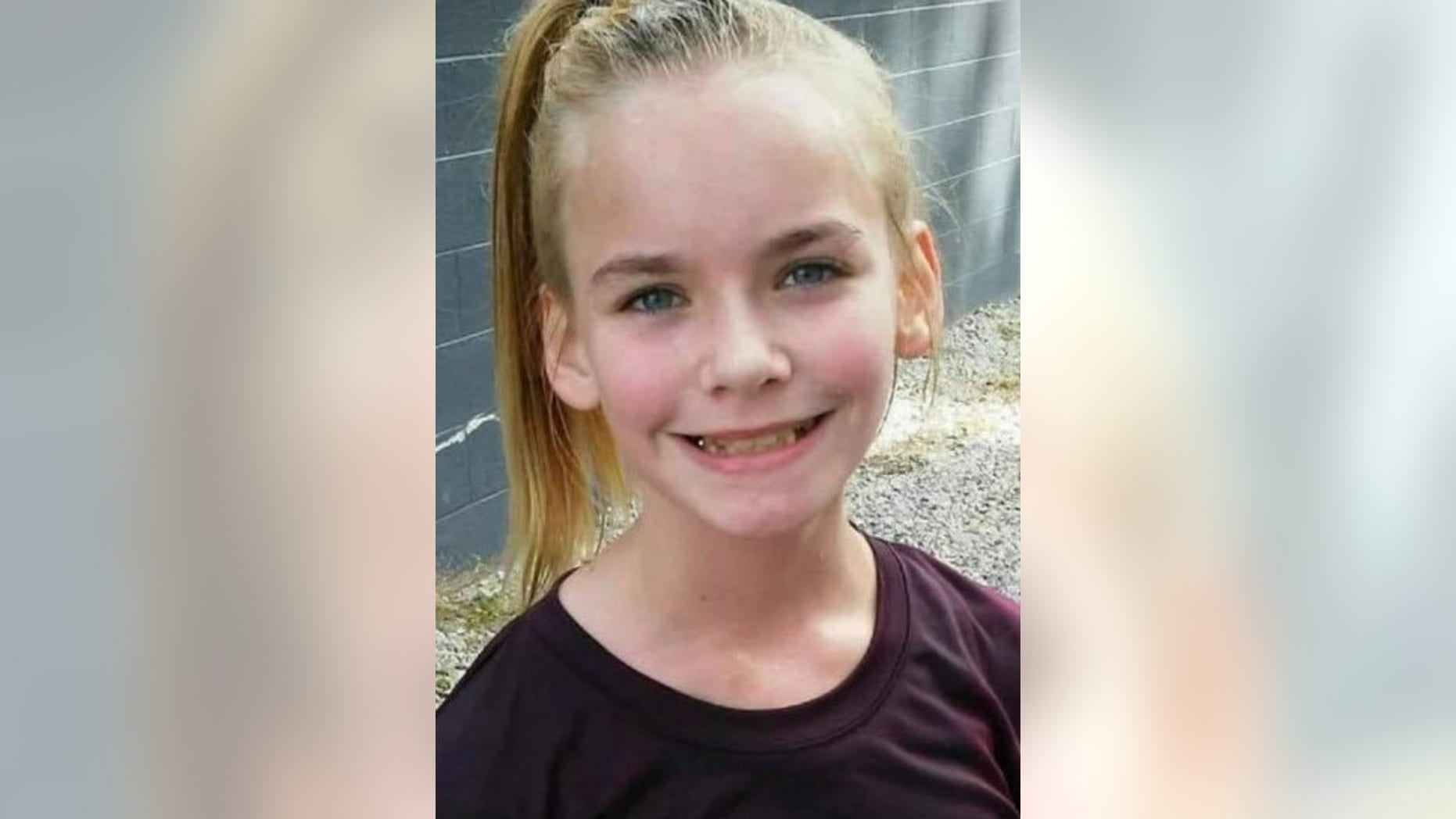 Amberly Barnett was found dead early Saturday following an overnight search for the missing 11-year-old in Mt. Vernon, Ala.