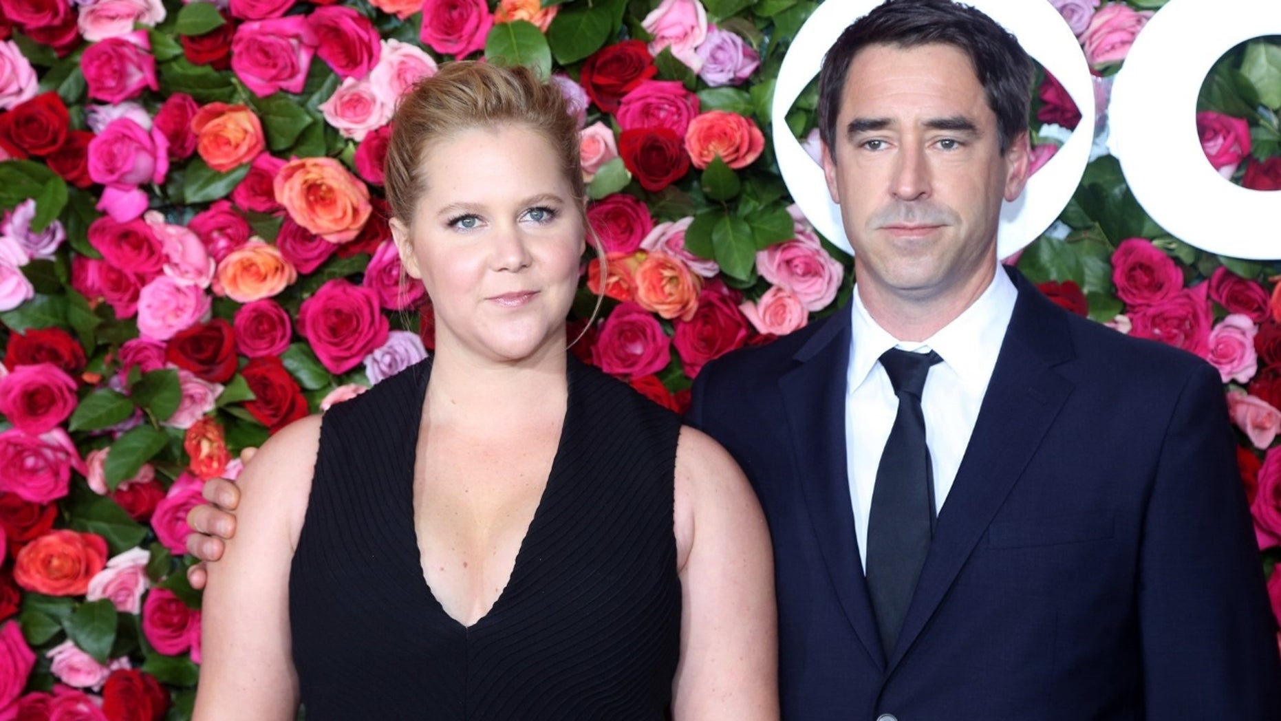 """Comedian Amy Schumer revealed in her upcoming Netflix special, """"Amy Schumer Growing"""" that her husband, Chris Fischer, is on the autism spectrum."""