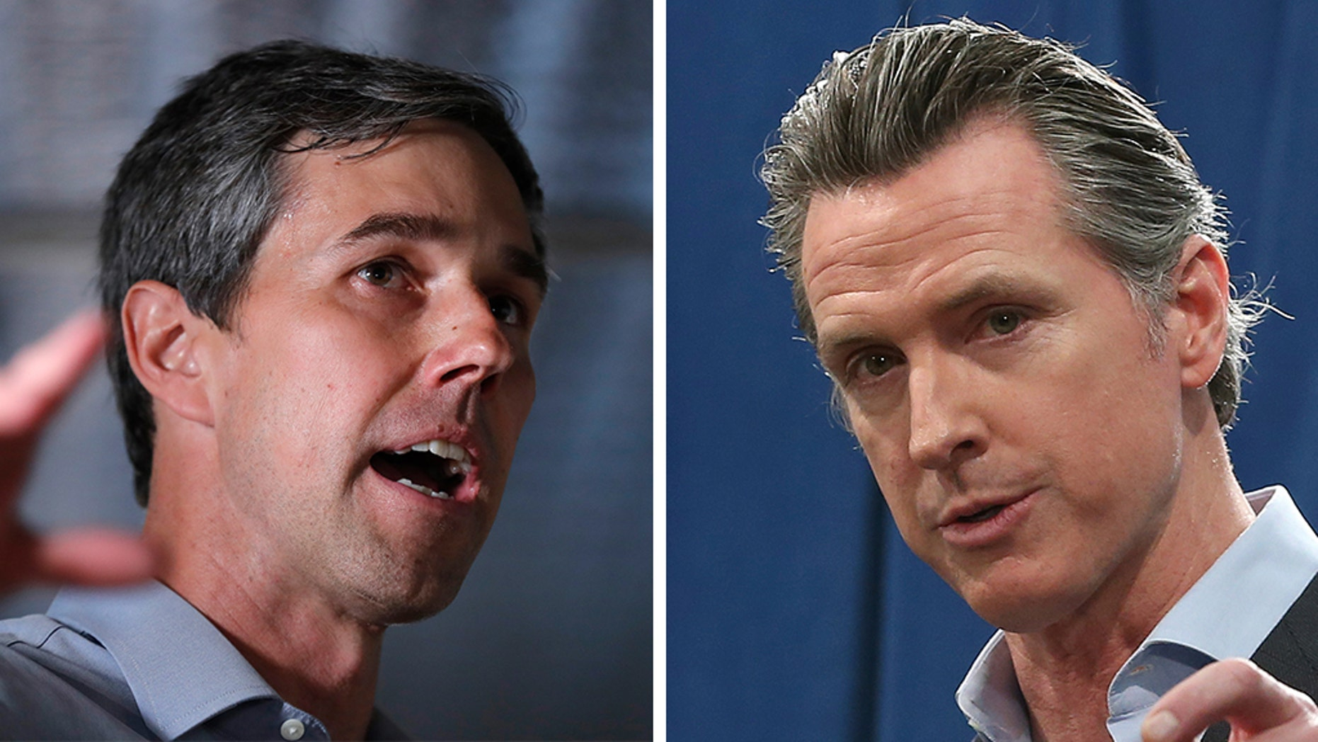 Democrat Beto O'Rourke jumps into 2020 presidential race